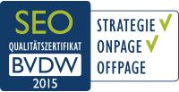 SEO Zertifikatsprüfung 2015