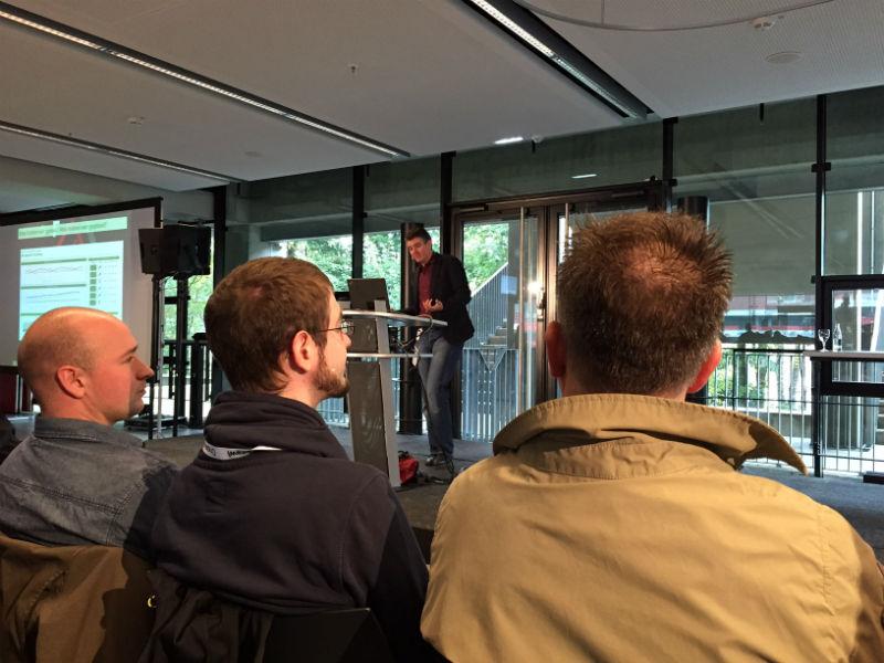 Jens Fauldraht beim SEO Day 2014