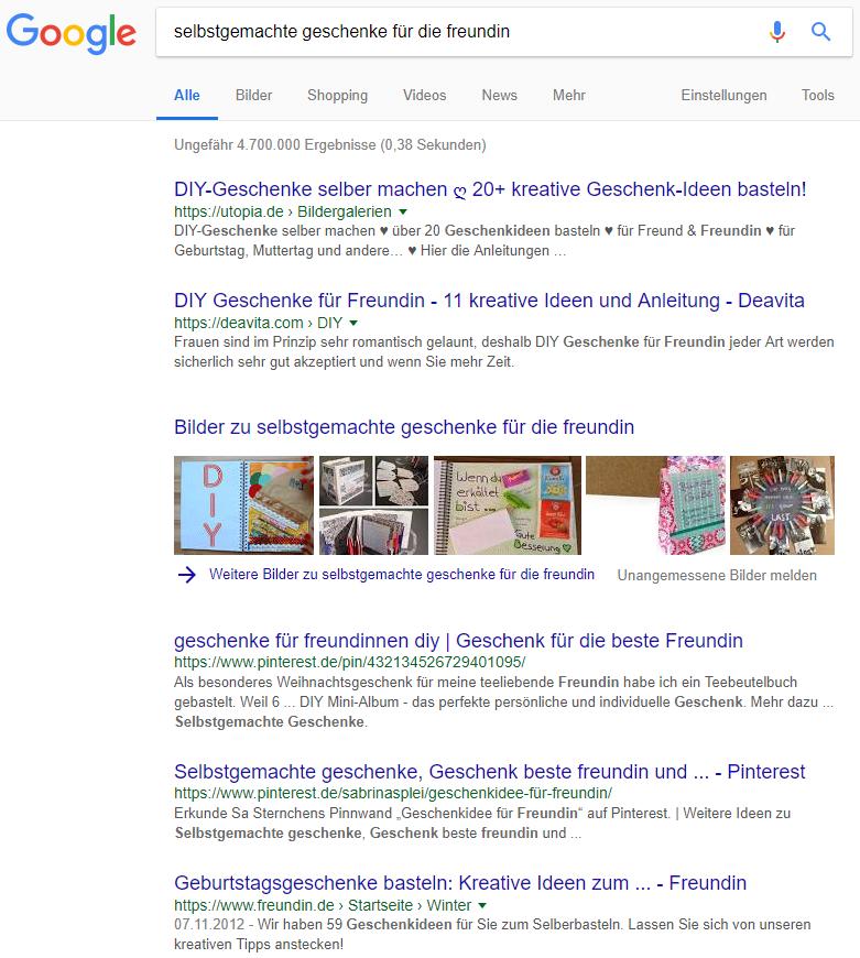 Suchergebnisse vom 09.08.2018