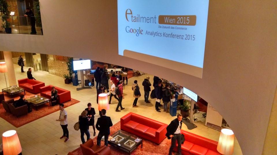 Google Analytics Konferenz Wien 2015