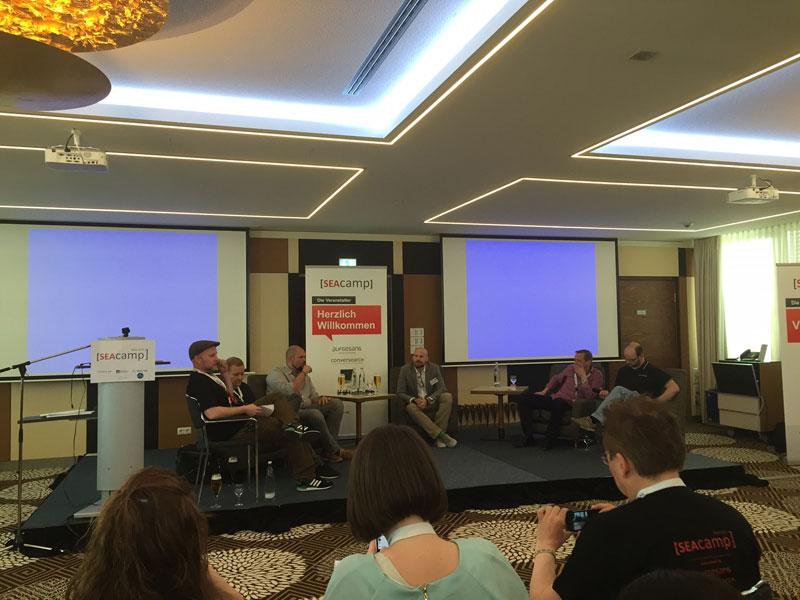 SEAcamp 2015 Experten Panel