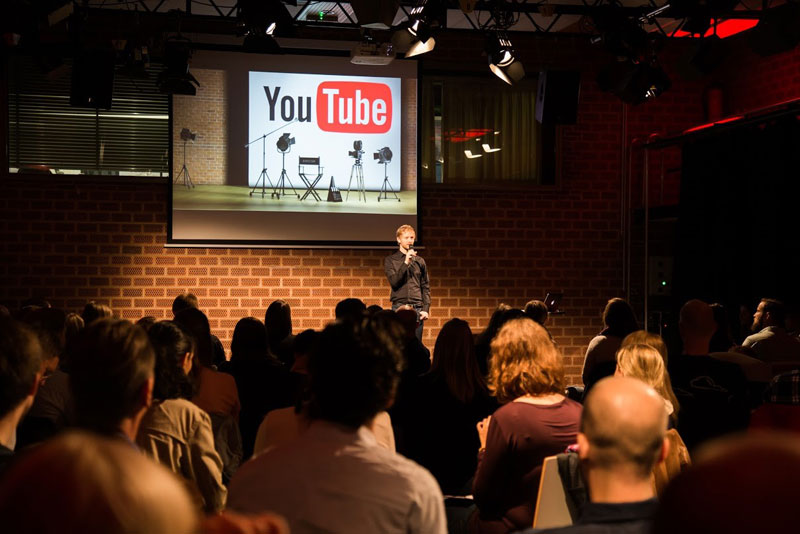 YouTube Guru Workshop