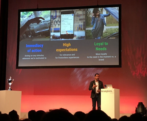 Valuing the Moments that Matter – Google's Micromoments