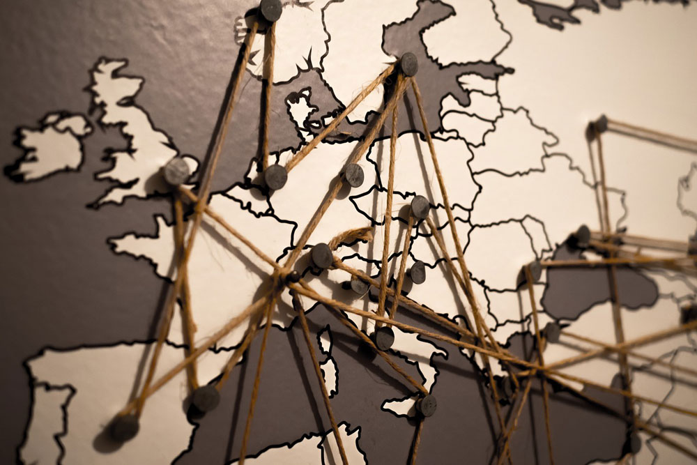 Suchmaschinenmarktanteile 2017 in Europa