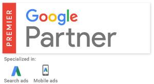 Google Premium Partner Logo