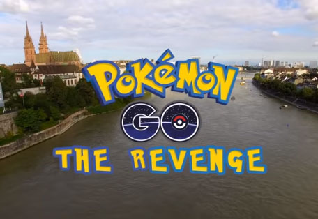 Virales Marketing mit Pokemon Go Video