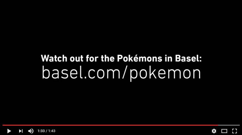 Am Ende des Videos wird der Link zur Landingpage eingeblendet