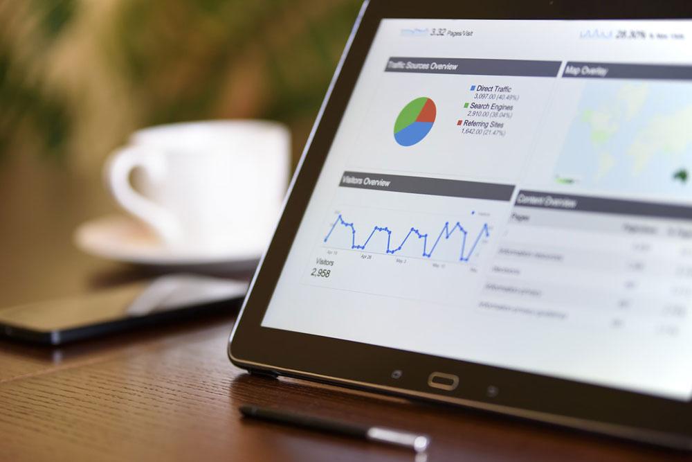 Personalisierte Berichte in Google Analytics anlegen