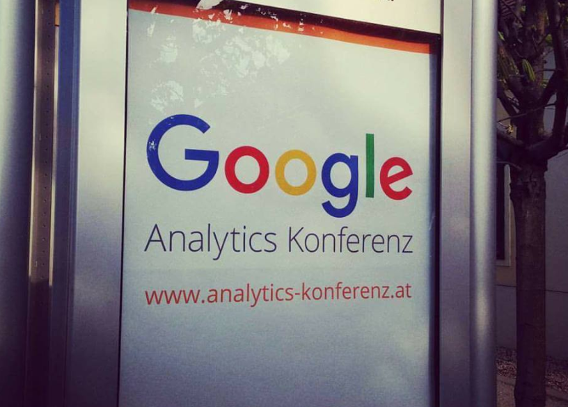 Recap zur Google Analytics Konferenz 2017 in Wien