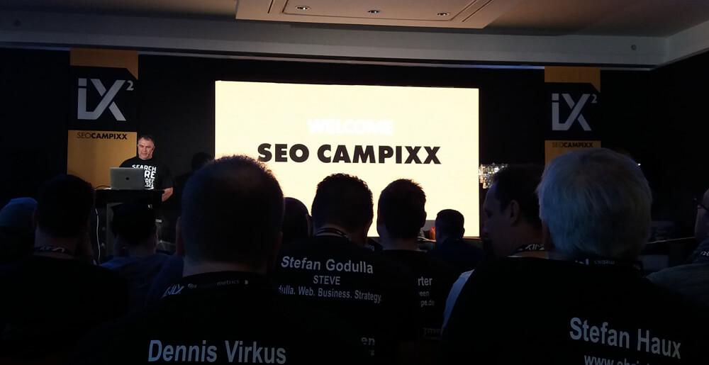 Lokale Rankingfaktoren auf der SEO Campixx 2019