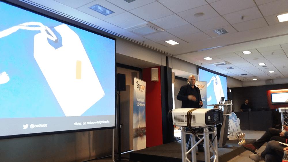 Michael Jansen über Hack für den Google Tag Manager