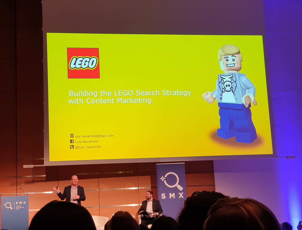 Luis Navarrete Gómez über die Content Marketing Strategie bei Lego