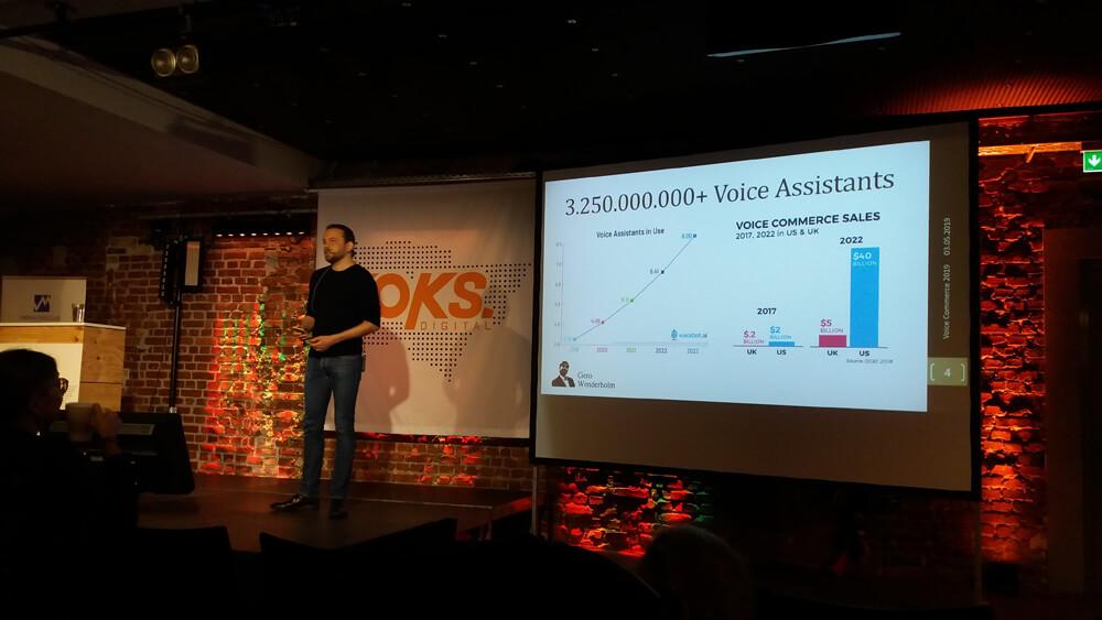 Gero Wenderholm über Digitale Assistenten