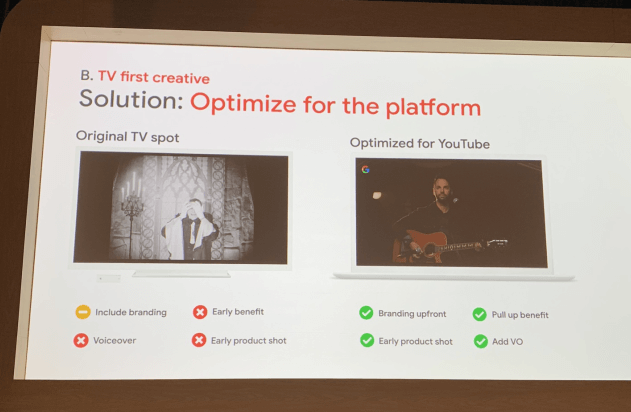 Individuelle Video Ads für YouTube Kampagnen