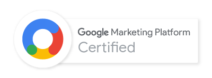 Google Marketing Partners Certified