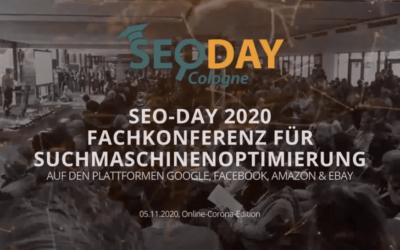 Recap zum SEO Day 2020 – Corona Edition